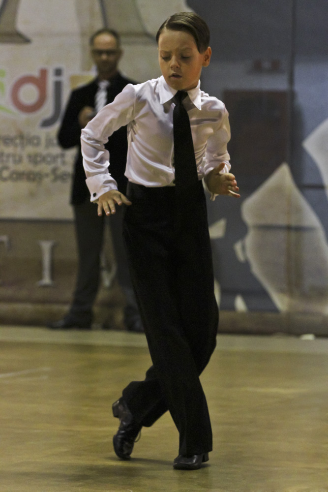 A different kind of Fred Astaire