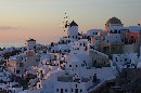 Imagine tipica din Santorini - Morile
